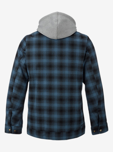 Burton Dunmore Jacket shown in Porter Plaid Yarn Dye