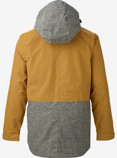 Burton Cambridge Jacket shown in Nomad / Railroad