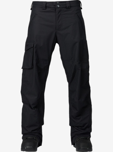 Burton Covert Pant shown in True Black