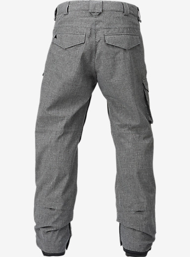 Burton Covert Pant shown in Bog Heather