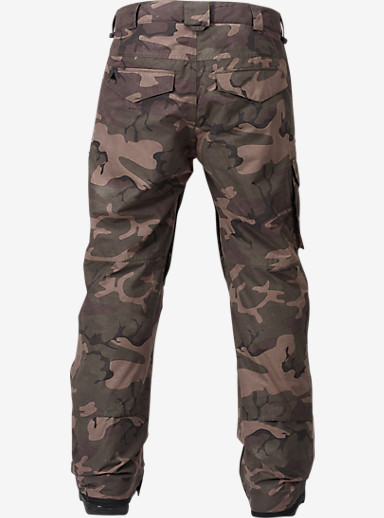 Burton Covert Pant shown in Bkamo