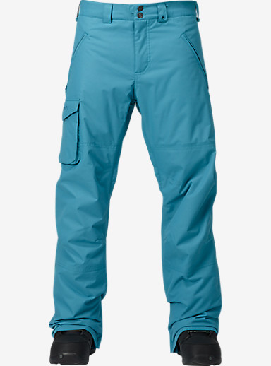 Burton Covert Pant shown in Larkspur