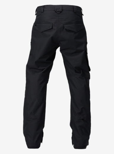 Burton Insulated Covert Pant shown in True Black