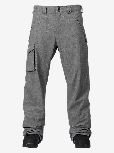 Burton Insulated Covert Pant shown in Bog Heather