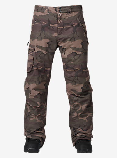 Burton Insulated Covert Pant shown in Bkamo