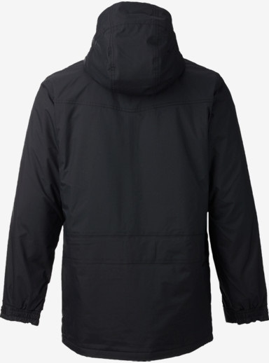 Burton TWC Headliner Jacket shown in True Black