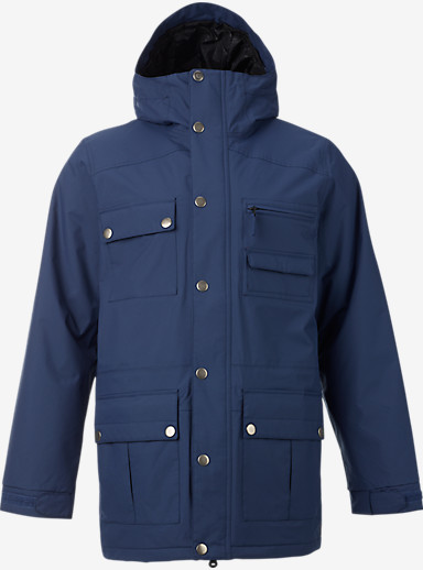 Burton TWC Headliner Jacket shown in Boro