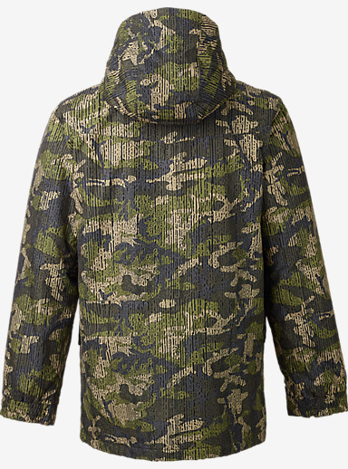 Burton TWC Headliner Jacket shown in Drop Camo