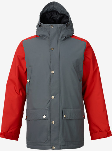 Burton TWC Greenlight Jacket shown in Bog / Burner