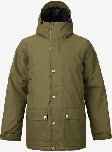 Burton TWC Greenlight Jacket shown in Keef