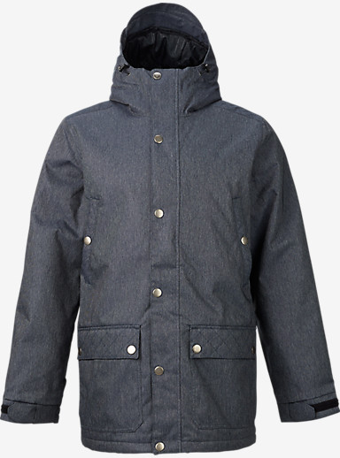 Burton TWC Greenlight Jacket shown in Denim
