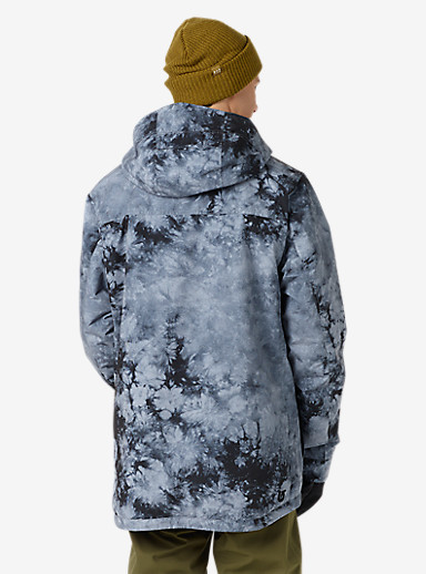 Burton TWC Greenlight Jacket shown in Crystal Wash