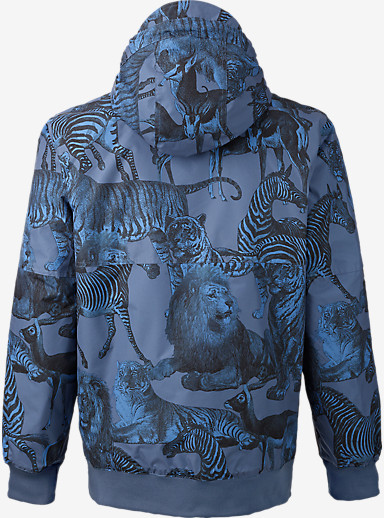 Burton TWC Primetime Jacket shown in Boro Safari