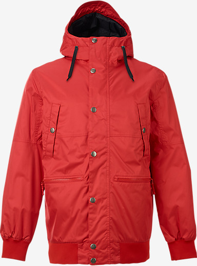 Burton TWC Primetime Jacket shown in Burner