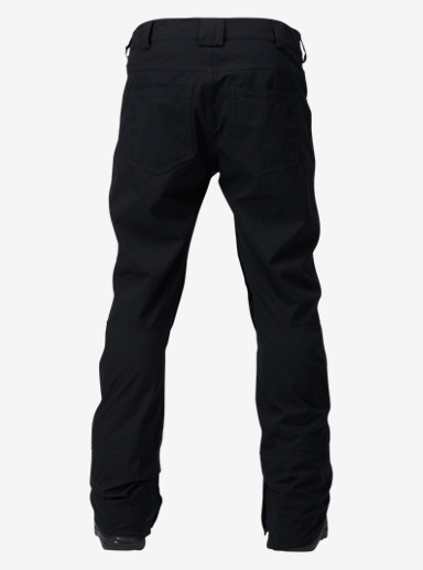 Burton TWC Greenlight Pant shown in True Black