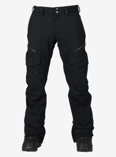 Burton TWC Headliner Pant shown in True Black