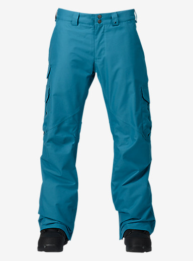 Burton Cargo Pant - Mid Fit shown in Larkspur