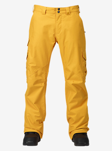 Burton Cargo Pant - Mid Fit shown in Flashback