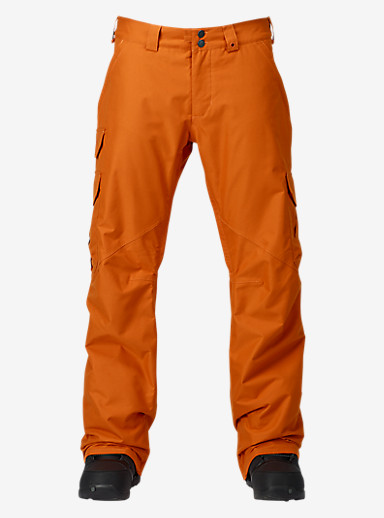 Burton Cargo Pant - Mid Fit shown in Maui Sunset