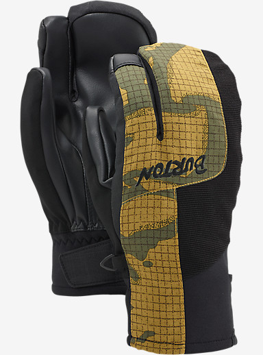 Burton Empire Mitt shown in Desert DPM Camo