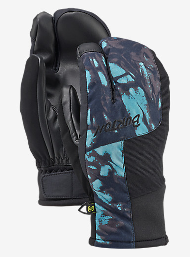 Burton Empire GORE-TEX® Mitt shown in Eclipse Tie Dye Trench