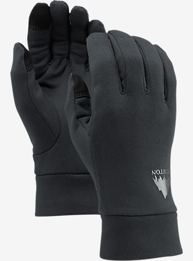 Burton Women's Screen Grab Liner shown in True Black