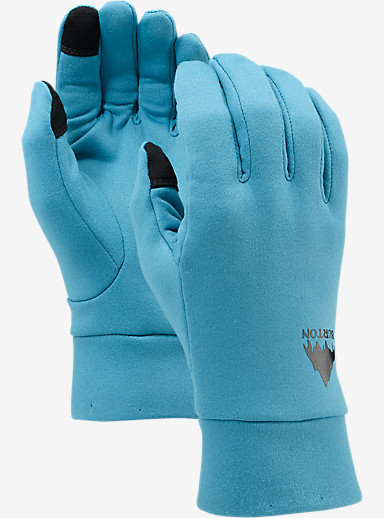 Burton Women's Screen Grab Liner shown in Ultra Blue