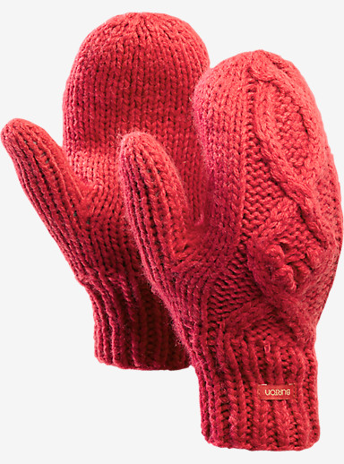 Burton Chloe Mittens shown in Tropic