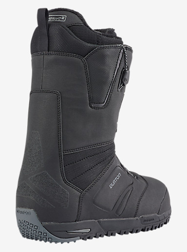 Burton Ruler Wide Snowboard Boot shown in Black