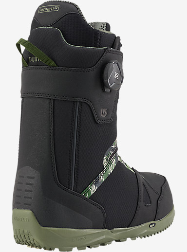 Burton Concord Boa® Snowboard Boot shown in Black / Camo
