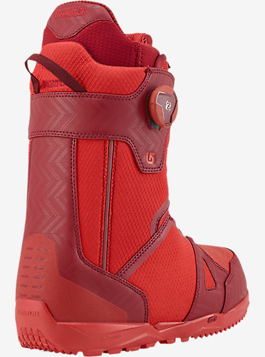 Burton Concord Boa® Snowboard Boot shown in Redrum