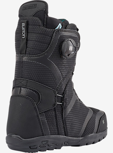 Burton Felix Boa® Snowboard Boot shown in Black