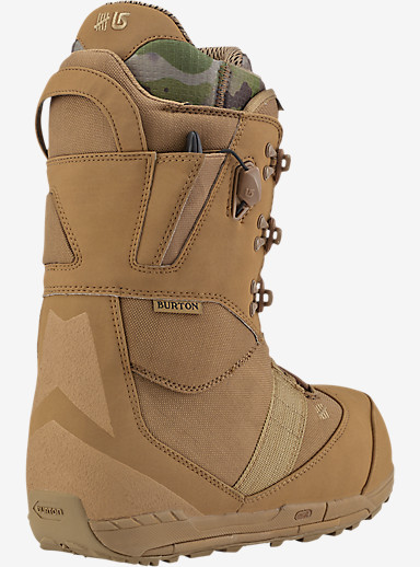 UNDEFEATED x Alpha Industries x Burton Fiend LTD Snowboard Boot shown in UNDFTD