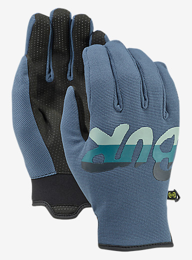 Burton Formula Glove shown in Washed Blue