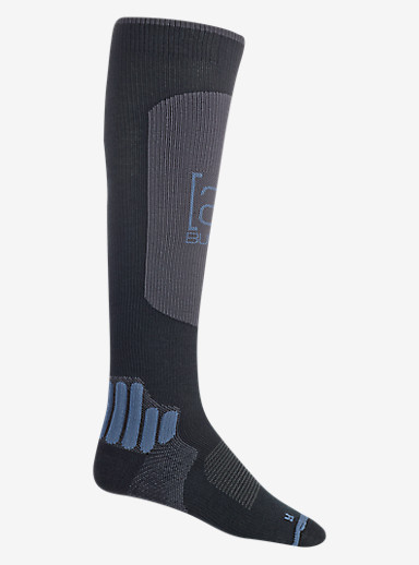 Burton [ak] Endurance Sock shown in True Black