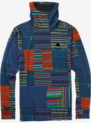 Burton Midweight Long Neck shown in Sherpa