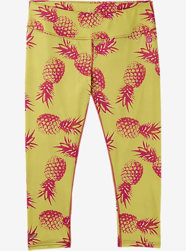 Burton Women's Midweight Capri shown in Pina