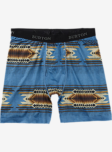 Burton Lightweight Boxer shown in Glacier Blue Sierra