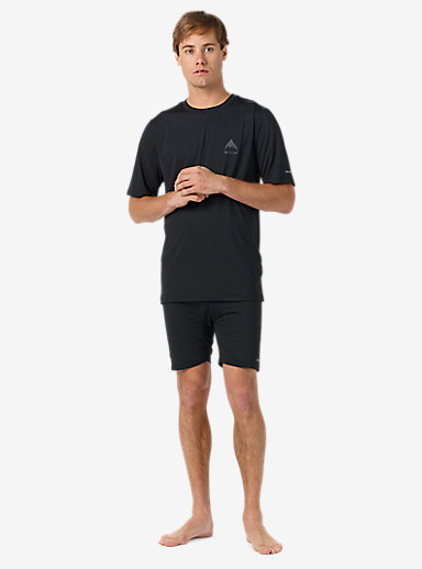 Burton Lightweight Boxer shown in True Black