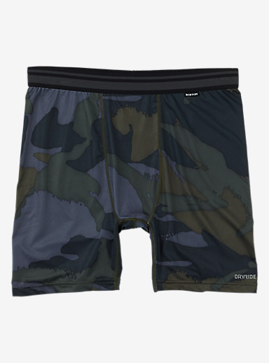 Burton Lightweight Boxer shown in Beetle Derby Camo