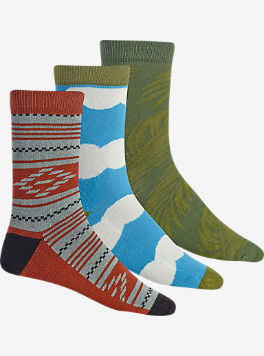 Burton Apres Sock 3 Pack shown in Dazed