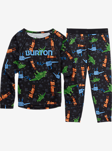 Burton Minishred Lightweight Set shown in Cyborgasaurus Rex