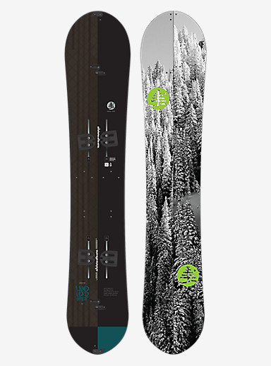 Burton Family Tree Landlord Split Snowboard shown in 163