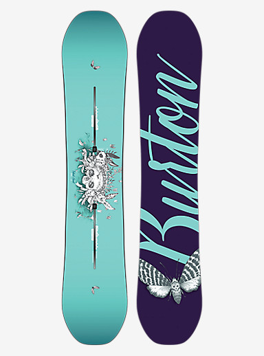 Burton Talent Scout Snowboard shown in 141