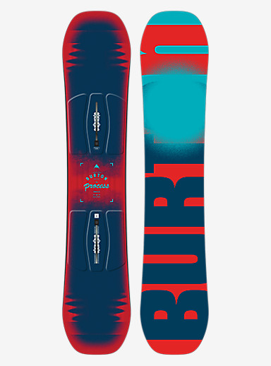 Burton Process Smalls Snowboard shown in 142