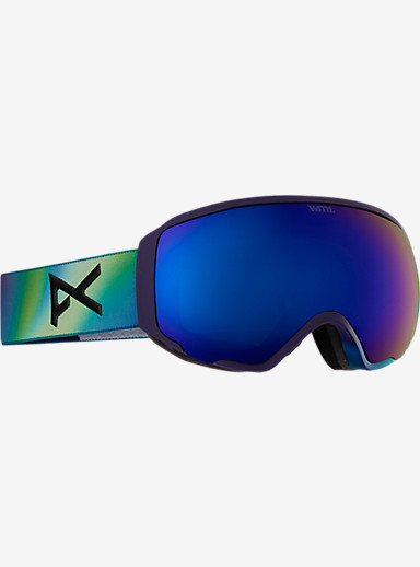 anon. WM1 Goggle shown in Frame: Australis, Lens: Blue Cobalt