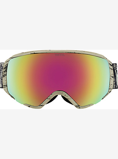 anon. WM1 Goggle shown in Frame: Birch, Lens: Pink Cobalt