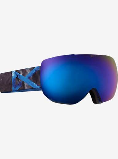anon. Mig MFI Goggle shown in Frame: Supernova, Lens: Blue Cobalt