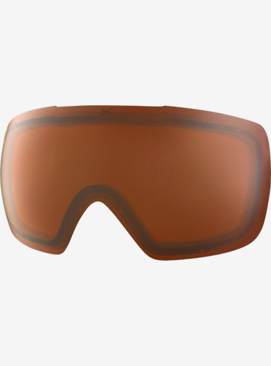 anon. Mig Goggle Lens shown in Amber