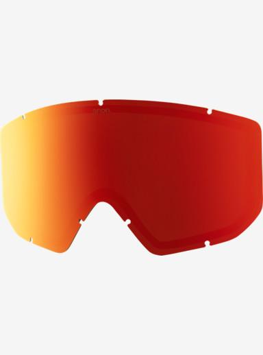 anon. Relapse Goggle Lens shown in Red Solex